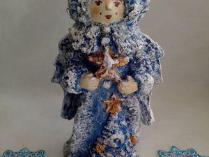 Скидки 15 % -20% на все новогодние и многие куклы до 25 ноября, спешите!. Ярмарка Мастеров - ручная работа, handmade.