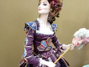 Куклы особняка Клодта. Ярмарка Мастеров - ручная работа, handmade.