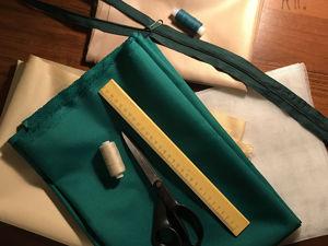 Особая подготовка материалов для каждой сумки. Ярмарка Мастеров - ручная работа, handmade.