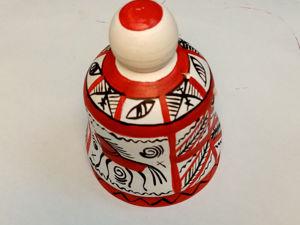 Мезенский колокольчик для начинающих. Ярмарка Мастеров - ручная работа, handmade.