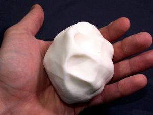 Как приготовить холодный фарфор без клея: простой рецепт из трех доступных материалов. Ярмарка Мастеров - ручная работа, handmade.