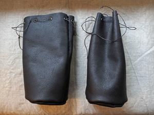 Кожаные кошели. Ярмарка Мастеров - ручная работа, handmade.