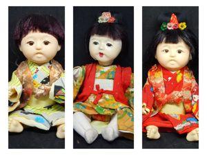 Винтажные японские куклы по 1500 руб. Ярмарка Мастеров - ручная работа, handmade.
