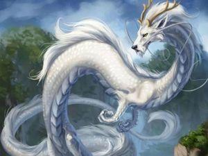 О настройке  «Белый Дракон. Радужный восторг». Ярмарка Мастеров - ручная работа, handmade.