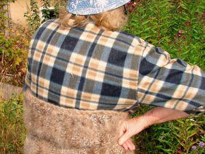 В продажу поступил  убойный АНТИРАДИКУЛИТНЫЙ пояс из собачьей шерсти  !!!. Ярмарка Мастеров - ручная работа, handmade.