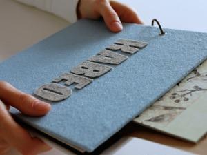 Подробная инструкция по изготовлению простого дневника для записи идей. Ярмарка Мастеров - ручная работа, handmade.