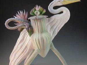Удивительная керамика — 5 потрясающих воображение работ. Ярмарка Мастеров - ручная работа, handmade.
