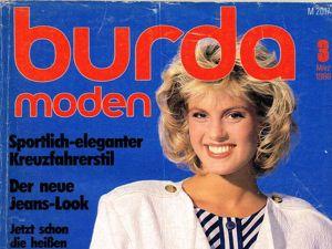 Парад моделей Burda Moden № 3/1986. Ярмарка Мастеров - ручная работа, handmade.