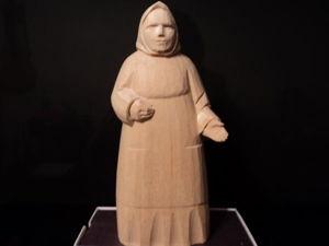 Изготовление деревянной фигуры старушки из сказки «Репка». Ярмарка Мастеров - ручная работа, handmade.