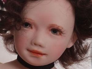 Как рождается кукла и ее предназначение. Продолжение 2. Ярмарка Мастеров - ручная работа, handmade.