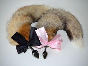 Хвостики дикой лисицы. Ярмарка Мастеров - ручная работа, handmade.