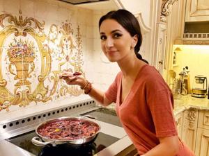 Кухня для певицы Зары. Ярмарка Мастеров - ручная работа, handmade.