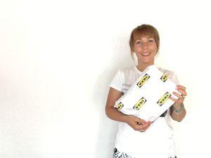 ИКЕА покупки. Обзор и распаковка тканей из испанской Икеа. Ярмарка Мастеров - ручная работа, handmade.