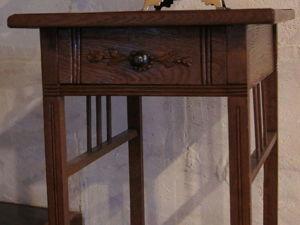 Ремонт самоварного столика. Ярмарка Мастеров - ручная работа, handmade.