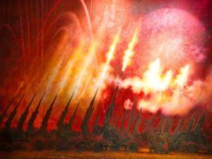 Огненная Дуга .Видео. Москва 2021. Ярмарка Мастеров - ручная работа, handmade.