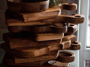 Деревянные доски — безопасны!. Ярмарка Мастеров - ручная работа, handmade.