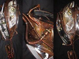Создаем светильник «Прибытие. Блок II». Ярмарка Мастеров - ручная работа, handmade.