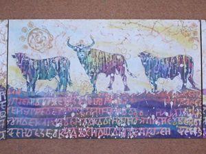 Зооморфные изображения Велеса. Ярмарка Мастеров - ручная работа, handmade.