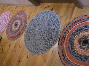 Пять причин сделать коврик своими руками. Ярмарка Мастеров - ручная работа, handmade.