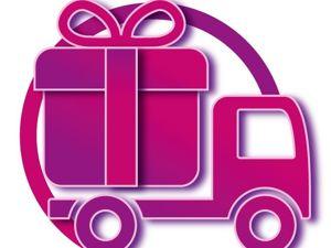 Сервис  «Надежная покупка»  и доставка Boxberry. Ярмарка Мастеров - ручная работа, handmade.