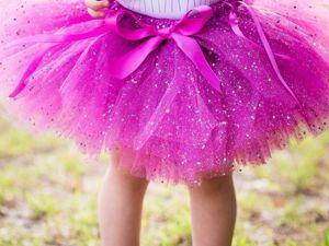 Практично и романтично: юбки из фатина. Ярмарка Мастеров - ручная работа, handmade.