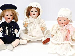 Обзор аукционного дома. Антикварные куклы и игрушки, часть 2. Ярмарка Мастеров - ручная работа, handmade.