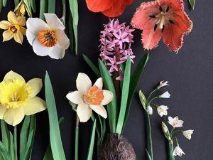 Это вам не цветочки: изящные ботанические композиции Энн Вуд, от которых по-настоящему захватывает дух. Ярмарка Мастеров - ручная работа, handmade.