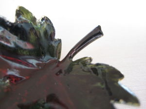 Синезеленый лист. Дополнительные фотографии. Ярмарка Мастеров - ручная работа, handmade.