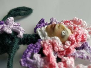 Женщина-Цветок. Ярмарка Мастеров - ручная работа, handmade.