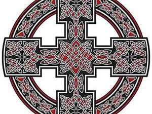 Кельтский крест. Ярмарка Мастеров - ручная работа, handmade.