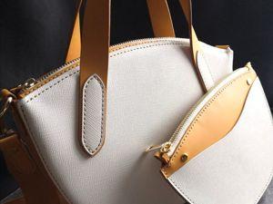 Готовь сани летом, а летнюю сумку сейчас!. Ярмарка Мастеров - ручная работа, handmade.