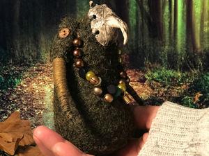 Дух осеннего леса. Ярмарка Мастеров - ручная работа, handmade.