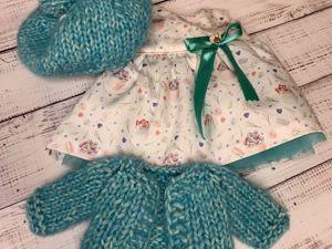 Одежда для куклы. Ярмарка Мастеров - ручная работа, handmade.