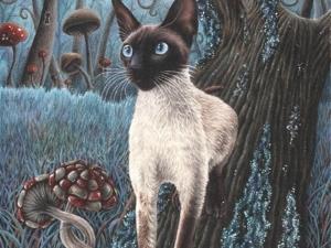 Gimli in mushroom land. Ярмарка Мастеров - ручная работа, handmade.