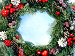Let's Make a Christmas Wreath. Livemaster - handmade