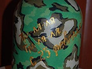 Армейские помидоры. Ярмарка Мастеров - ручная работа, handmade.
