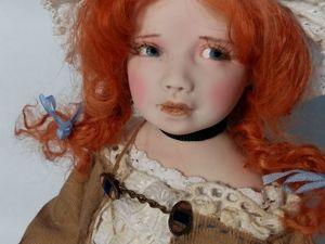 Глаза или почему вы покупаете куклу. Продолжение. Ярмарка Мастеров - ручная работа, handmade.