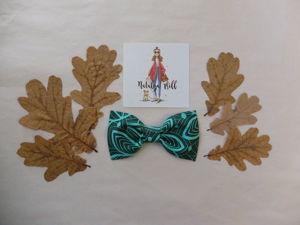 Делаем бабочку-галстук на все случаи жизни. Ярмарка Мастеров - ручная работа, handmade.