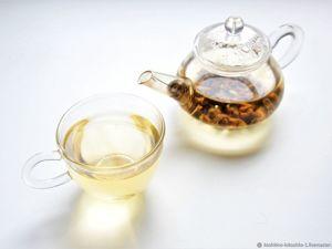 Сила травяного чая. Ярмарка Мастеров - ручная работа, handmade.