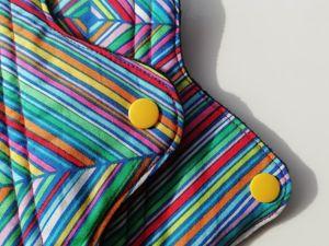 Мой путь к использованию многоразовых прокладок. Ярмарка Мастеров - ручная работа, handmade.