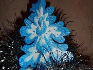 """Новогодняя открытка """"Волшебная ёлочка"""". Ярмарка Мастеров - ручная работа, handmade."""