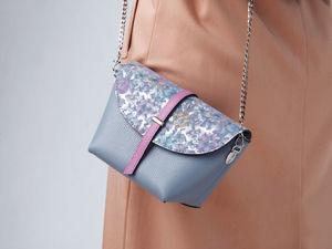 5 причин купить маленькую сумку. Ярмарка Мастеров - ручная работа, handmade.