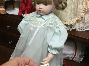 Кукла Портретная Джорджина Dolls Pauline. Ярмарка Мастеров - ручная работа, handmade.