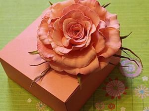 How to Fold an Origami Gift Box. Livemaster - handmade