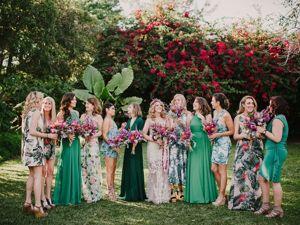 Свадебная мода: 5 трендов платьев подружки невесты 2019 года. Ярмарка Мастеров - ручная работа, handmade.