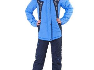 Аукцион на качественный зимний костюм 58 размера. Ярмарка Мастеров - ручная работа, handmade.