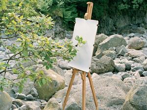 Художник заставил деревья рисовать: произведения современного искусства, созданные самой природой. Ярмарка Мастеров - ручная работа, handmade.