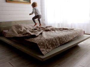 Краш тест новой кровати. Ярмарка Мастеров - ручная работа, handmade.