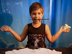 Как бороться с пятнами на футболке — ловкость рук и немного смекалки. Ярмарка Мастеров - ручная работа, handmade.