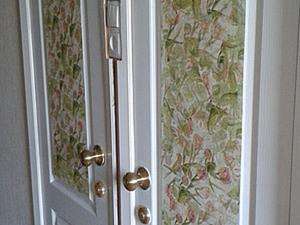 Декорирование двери. Ярмарка Мастеров - ручная работа, handmade.